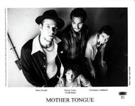 Mother Tongue Promo Print