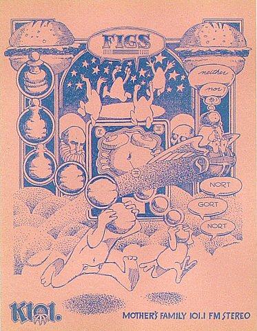 Mother's Family K101 Handbill