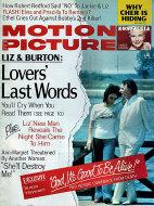 Motion Picture Magazine August 1974 Magazine