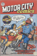 Motor City Comics No. 1 Comic Book
