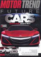 Motor Trend  Apr 1,2012 Magazine