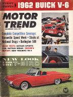 Motor Trend  Dec 1,1961 Magazine