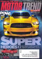 Motor Trend  Feb 1,2012 Magazine