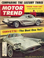 Motor Trend  Jul 1,1960 Magazine