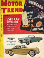 Motor Trend  Jun 1,1954 Magazine
