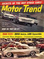 Motor Trend  Jun 1,1960 Magazine