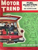 Motor Trend  Sep 1,1954 Magazine