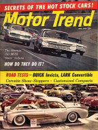 Motor Trend Vol. 12 No. 6 Magazine