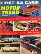 Motor Trend Vol. 13 No. 10 Magazine