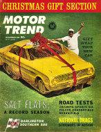 Motor Trend Vol. 14 No. 12 Magazine