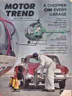 Motor Trend Vol. 15 No. 6 Magazine