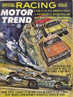 Motor Trend Vol. 18 No. 3 Magazine