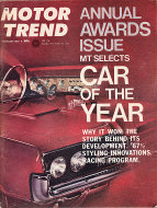 Motor Trend Vol. 19 No. 2 Magazine