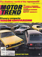 Motor Trend Vol. 28 No. 3 Magazine