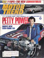 Motor Trend Vol. 29 No. 7 Magazine