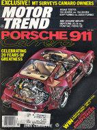 Motor Trend Vol. 36 No. 5 Magazine