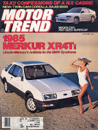 Motor Trend Vol. 36 No. 9 Magazine