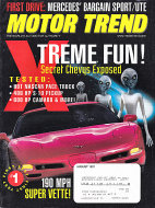 Motor Trend Vol. 49 No. 8 Magazine