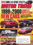 Motor Trend Vol. 50 No. 10 Magazine