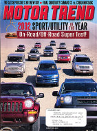 Motor Trend Vol. 53 No. 12 Magazine