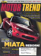 Motor Trend Vol. 57 No. 9 Magazine