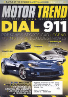 Motor Trend Vol. 58 No. 4 Magazine