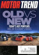 Motor Trend Vol. 63 No. 7 Magazine