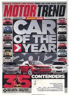 Motor Trend Vol. 64 No. 1 Magazine