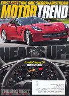 Motor Trend Vol. 65 No. 9 Magazine