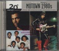 Motown 1980s CD