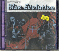 Motown's Blue Evolution CD