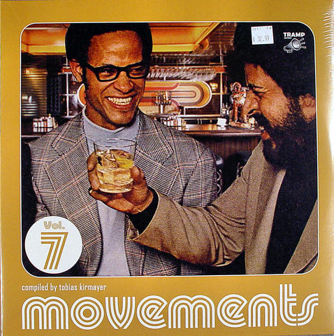 "Movements Volume 7 Vinyl 12"" (New)"