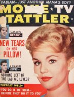 Movie TV Tattler Vol. 1 No. 2 Magazine