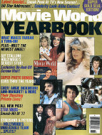 Movie World Yearbook Magazine