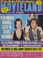 Movieland and TV Time Magazine November 1972 Magazine