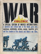 Movies International War/Violence Special Edition Magazine