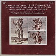 "Mozart / Schumann / Haydn / Concertos / Ansermet Vinyl 12"" (Used)"