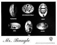 Mr. Bungle Promo Print