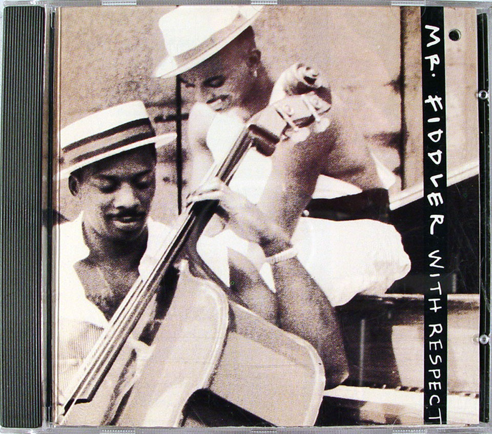 Mr. Fiddler CD