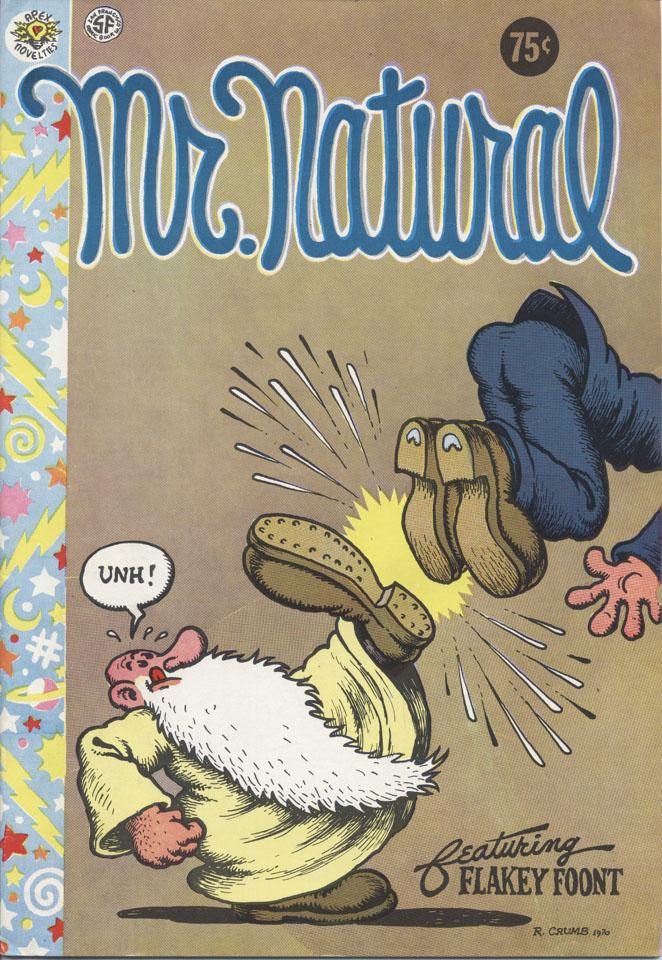 Mr. Natural Comic Book