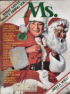 Ms. Magazine December 1975 Magazine