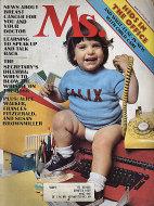 Ms. Magazine March 1975 Magazine