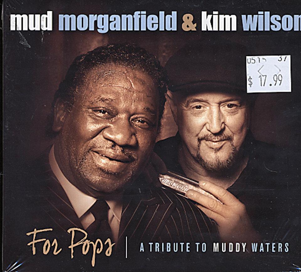 Mud Morganfield & Kim Wilson CD