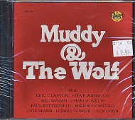 Muddy & The Wolf CD