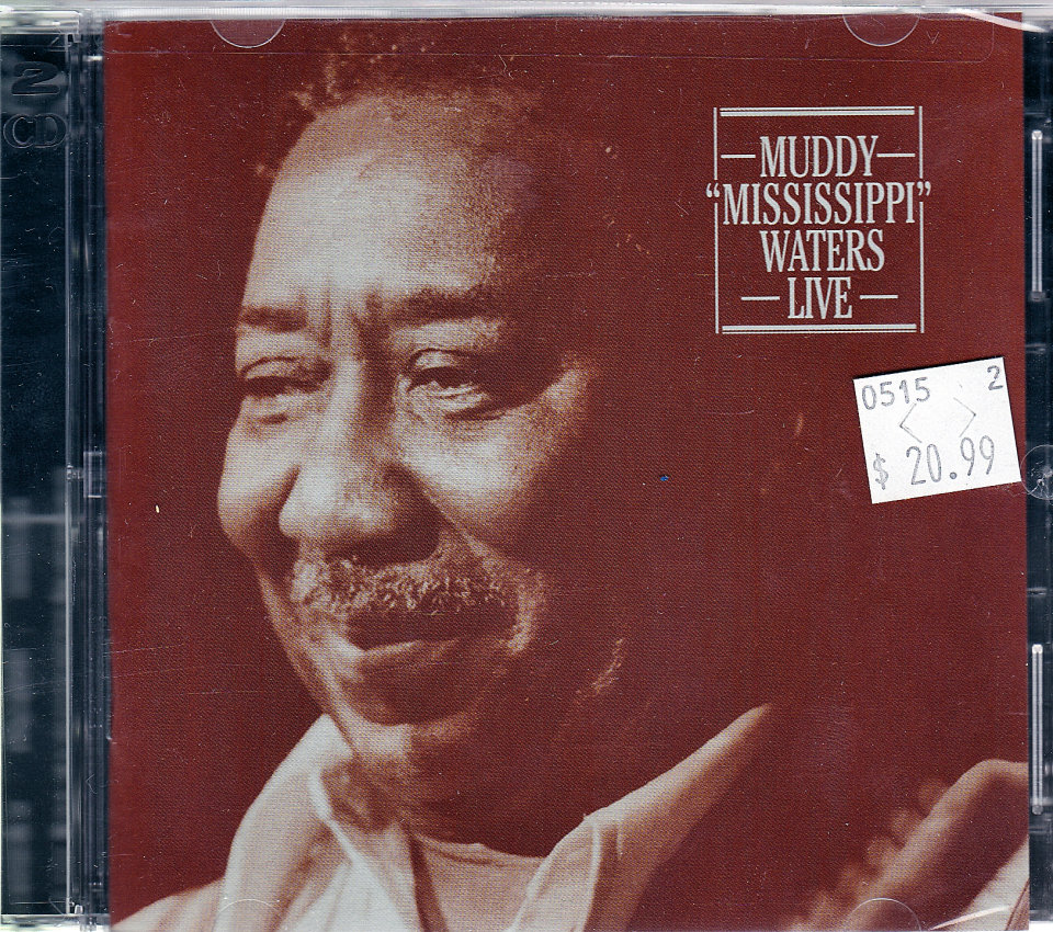 Muddy Waters CD