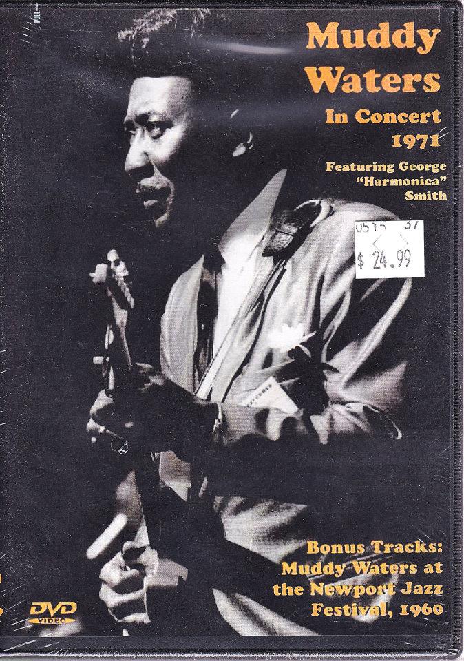 Muddy Waters DVD