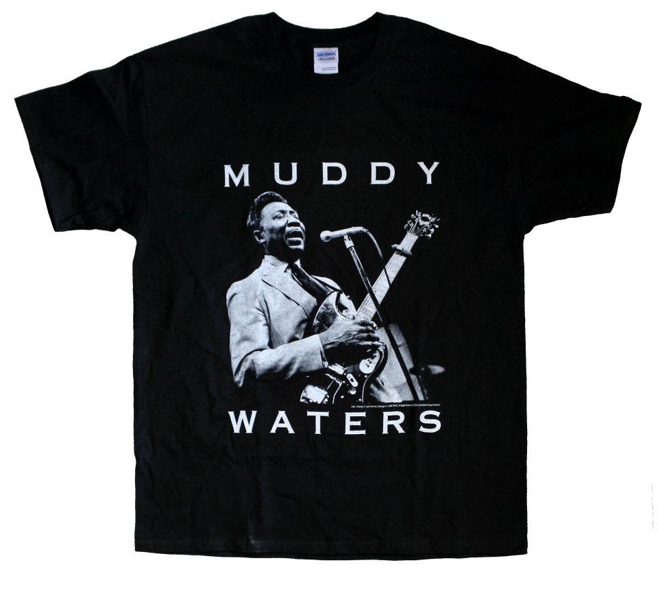 Muddy Waters Men's Vintage T-Shirt