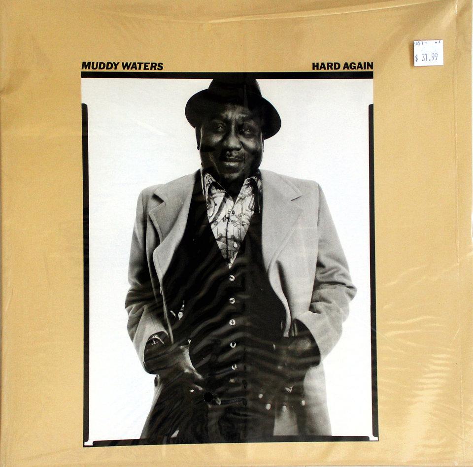 "Muddy Waters Vinyl 12"" (New)"