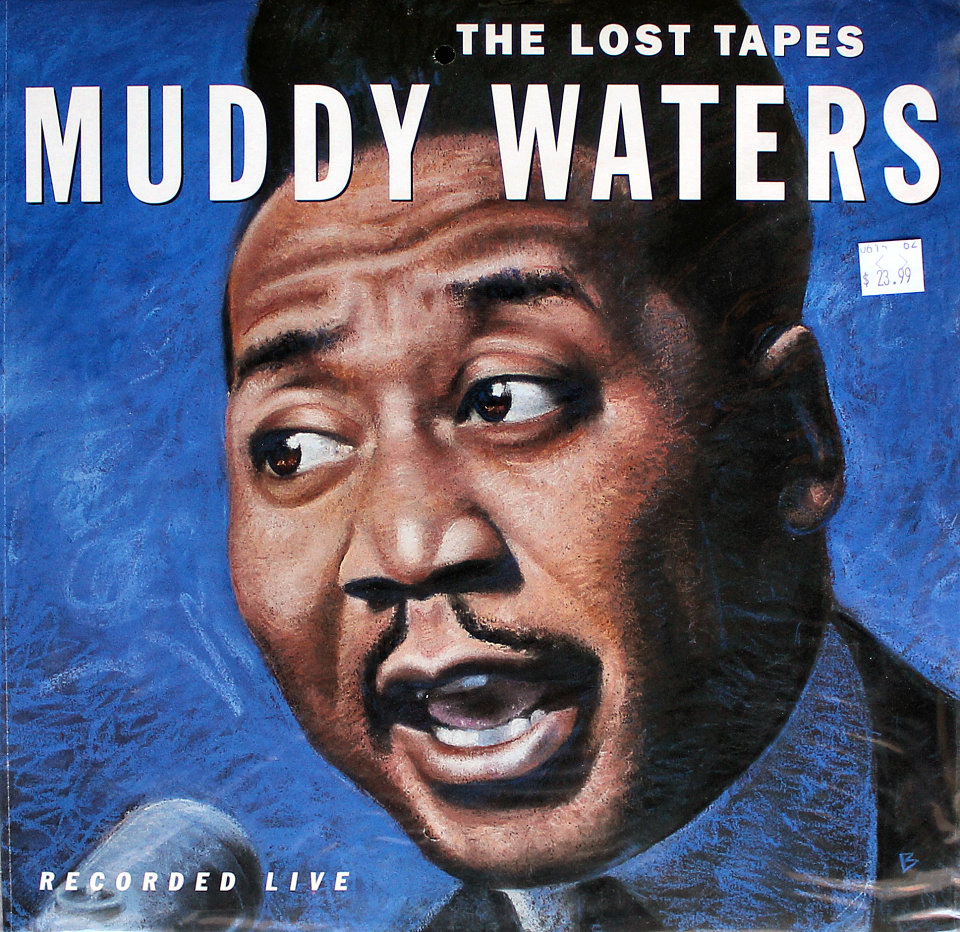 "Muddy Waters Vinyl 12"" (New)"