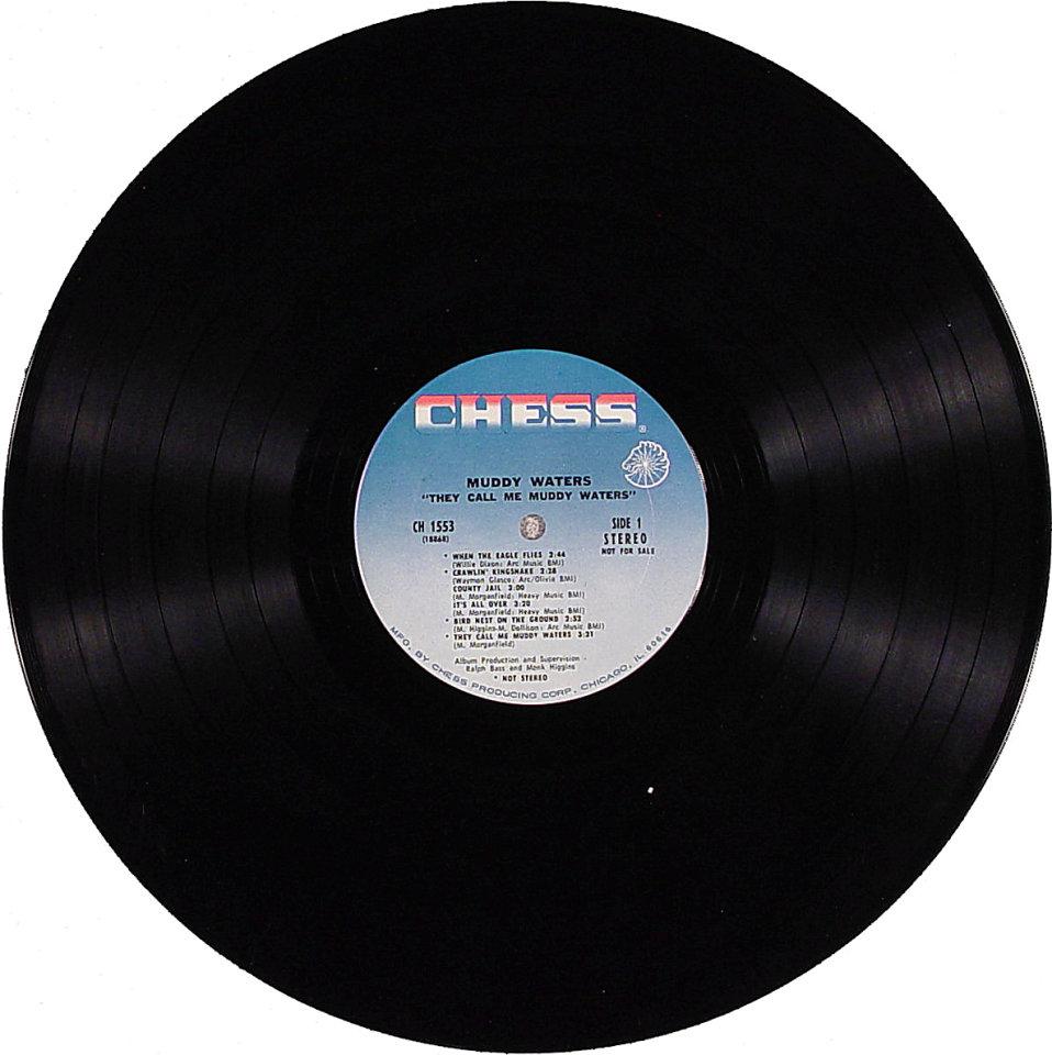 """Muddy Waters Vinyl 12"""" (Used)"""